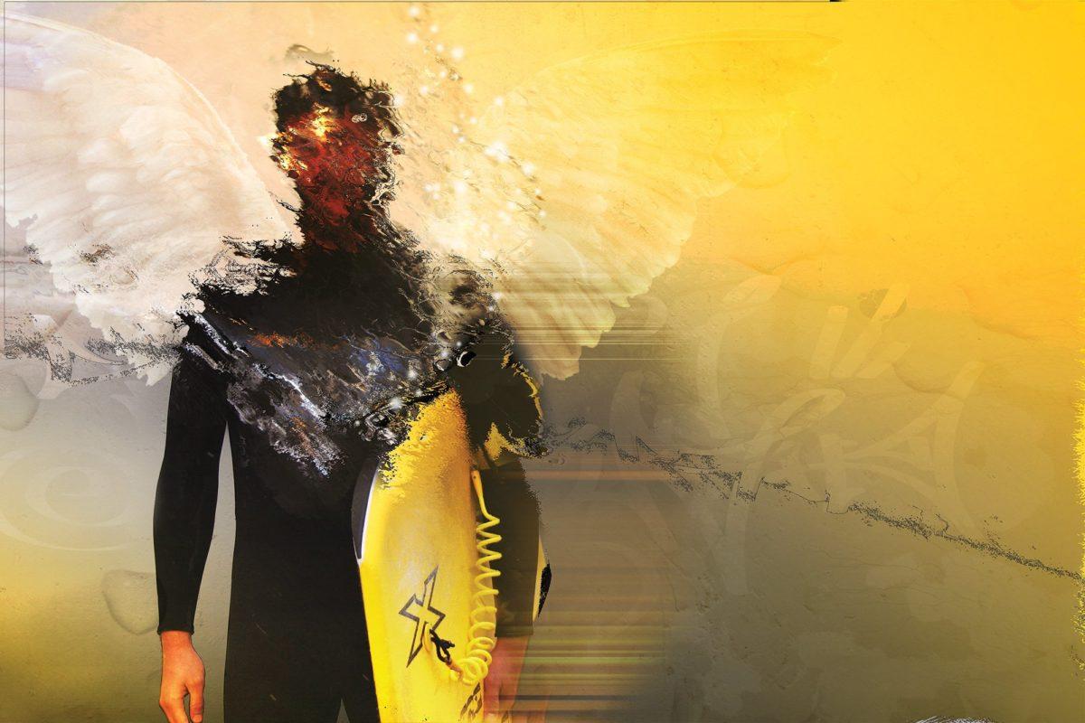 Wedge Classic - Bodyboard Poster image