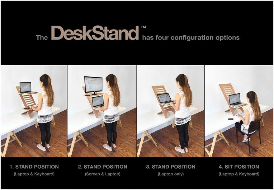 pros and cons of a standing desk DeskStand, a standing desk alternative made in South Africa. pros and cons of a standing desk