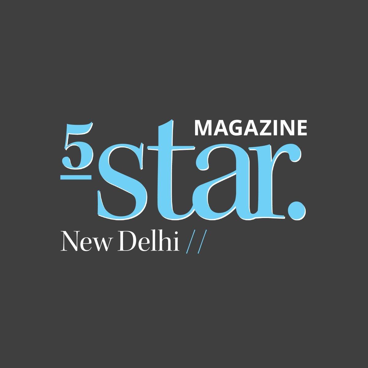5Star Magazine Masthead