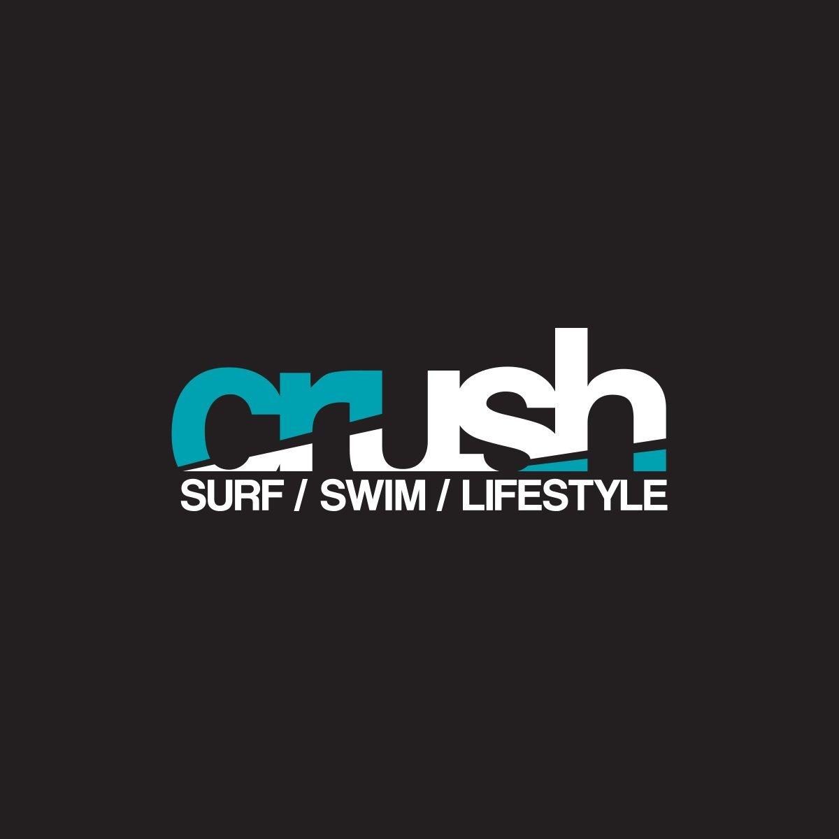 Crush Surf Shop Logo