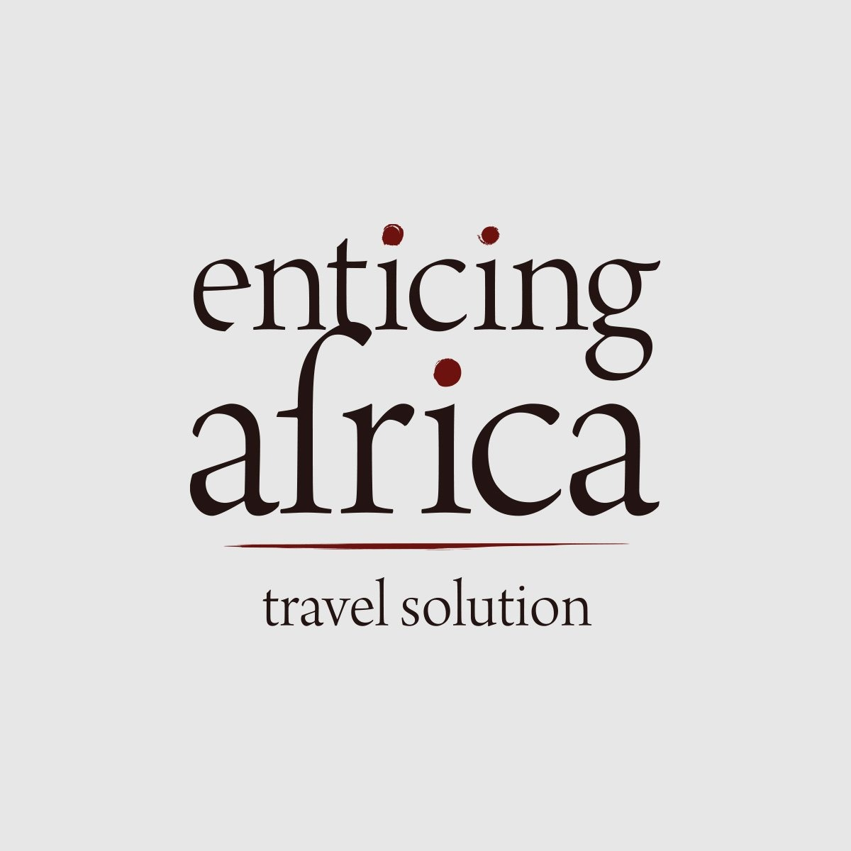 Enticing Africa Travel Logo