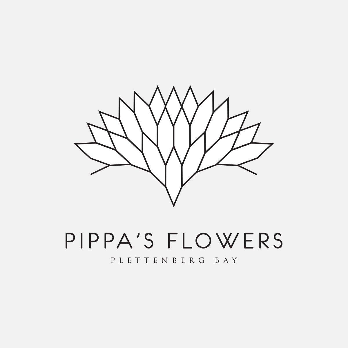 Pippas Flowers Logo