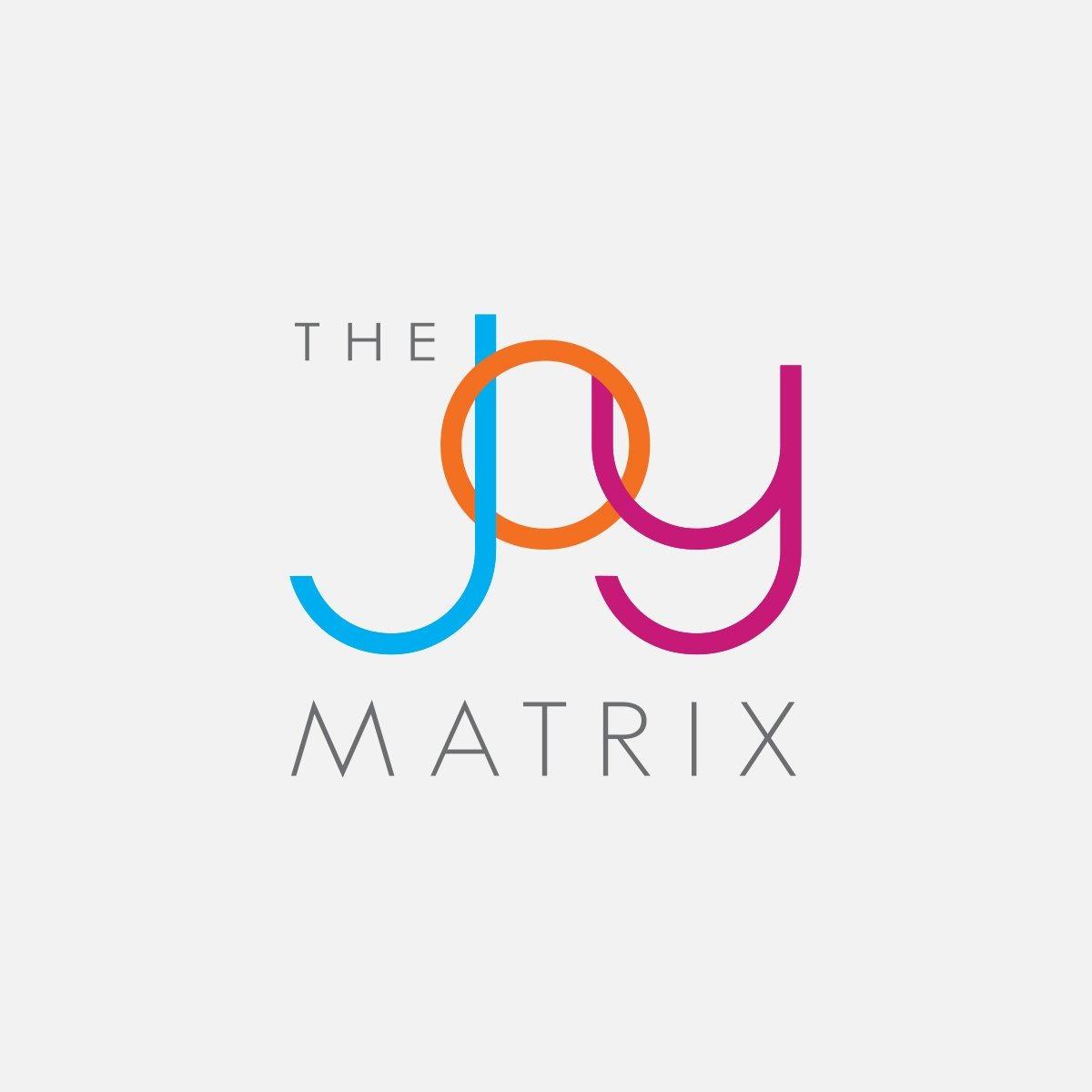 The Joy Matrix Logo