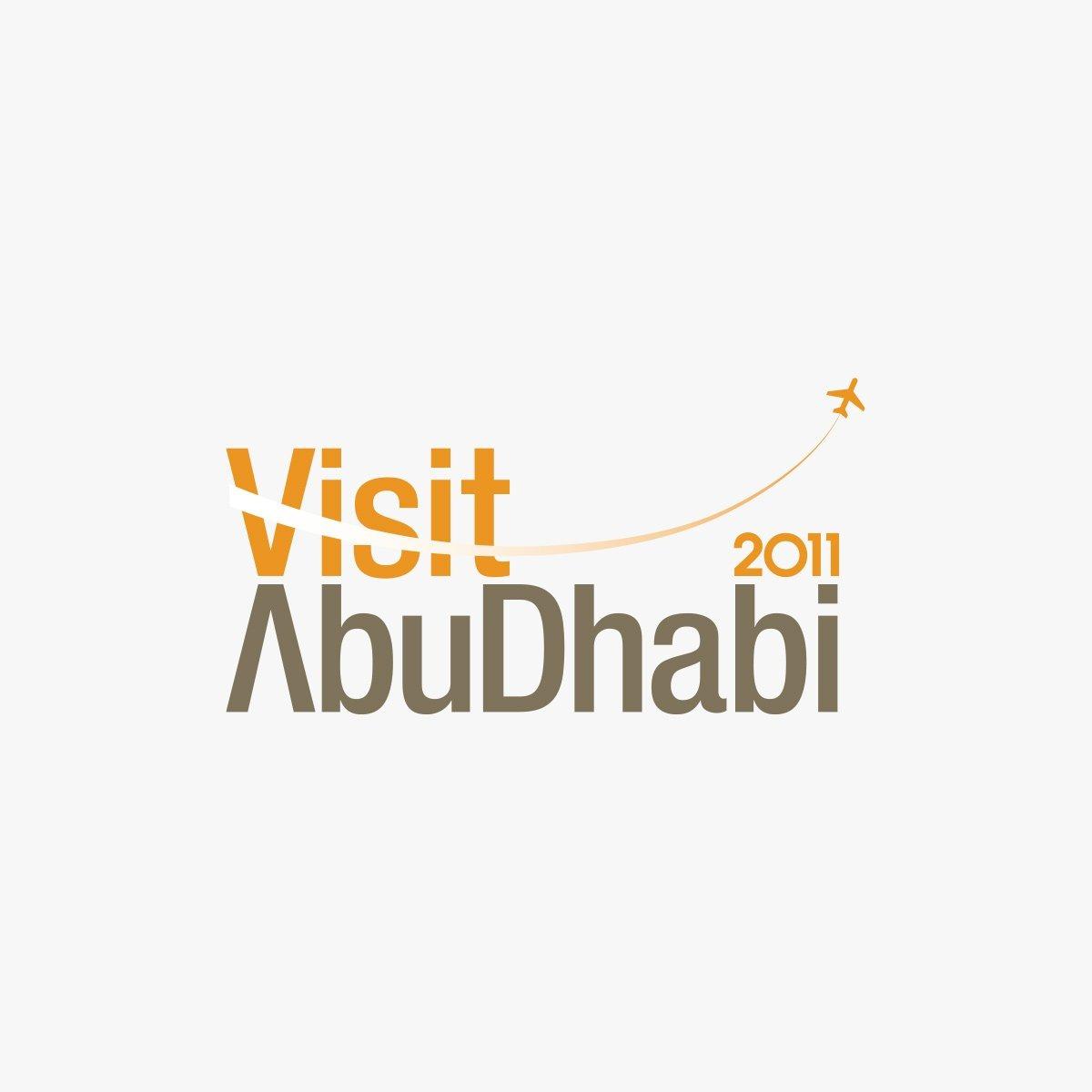 Visit AbuDhabi Logo