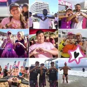 Sabrina Love Ocean Challenge Image Grid of Contestants