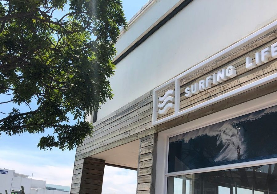 Surfing Life Store Front Image